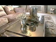 Katie Price gives MTV 'Cribs' style tour of her new house. Living Room, House, Interior, House Inspiration, New Homes, Home Decor, Living Room Interior, House Interior, Glass Vase