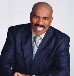 Steve Harvey from family feud, love that show People, Black Celebrities, Interview, Steve Harvey, Comedians, Image, Steve, Actors, Celebs