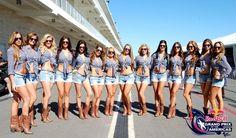 ...F1 Pit Ladies