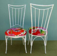 ♥ #etsy #vintage #chairs