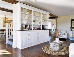 Farm House Design: Modern Farm House Decor - Living Room