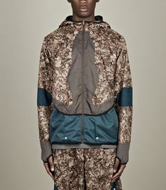 new concept 0ec75 98029 NIKE GYAKUSOU MEN S FABRIC MIX CAMO JACKET Herrmode, Mönster Mode, Sportiga  Outfits, Idrott