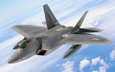Hawaii Air Guard F-22s Deploy To The Middle East As Tensions With Russia Build