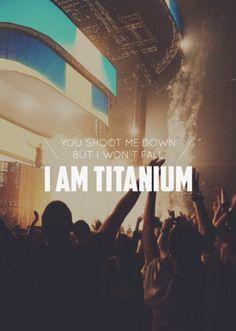 I really am...
