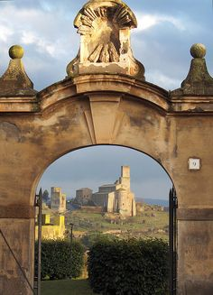 Tuscania, Italy. My home away from home!