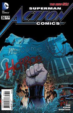 Action Comics #36              (Jan 2015)