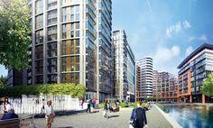 In Paddington   Paddington Waterside Development