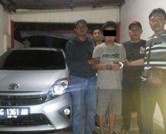 Pria Madiun ditangkap Polisi Kediri setelah bawa kabur mobil bapak kos Tribratanews Polda Jatim