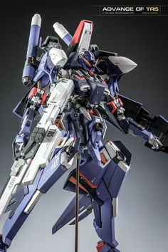 Custom Build: HGUC 1/144 ORX-005 Gaplant TR-5 [Advanced] - Gundam Kits Collection News and Reviews
