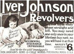 Gun advertisement