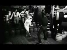 dancing like Edie