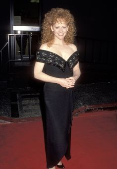 Reba McEntire ♥ 1992-03-17 18th Annual People's Choice Awards