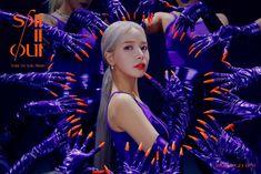 Solar (Mamamoo) - Spit It Out (뱉어) Album Photo Collection Solar Mamamoo, K Pop, Jay Park 2pm, Spit It Out, Selca, Sakura Bloom, Devon Aoki, Fandom, Rainbow Bridge