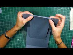 TUTORIAL PASO A PASO PARTE 6: desplegable - YouTube Youtube, Step By Step