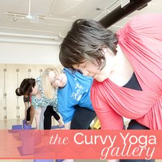This lovely gallery was inspired by all the many different people out there who are advocates for visibility of curvy yogis. In this gallery you will find yogis of all shapes and sizes, which I think is just incredible. We are all affected by how we view our body and the journey toward loving it, regardless of our size. Many thanks to everyone who has contributed—either with a picture, their support or both. For more information on how this all got started, read this post. And if you see…