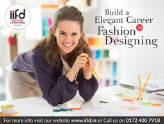 IIFD will provide proper practical and theoretical knowledge of Fashion Design. With Fashion Designing Courses Will Change Your Whole Life. http://www.iifd.in/