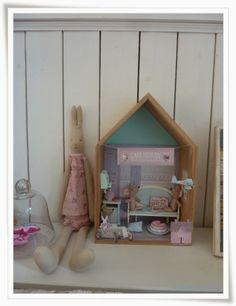Kleine-Paulinas mouse house