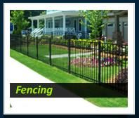 We help keep the grass greener! Fort Mill, Irrigation, Green Grass, Fencing, Landscaping, Deck, Outdoor Decor, Fences, Front Porches