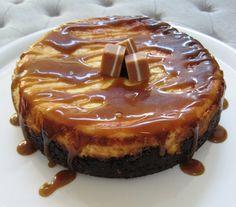 Jersey Caramel Cheesecake