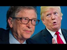 Bill Gates Are Antidotul Pentru Coronavirus? Ce L-a Intrebat Donald Trump? Bill Gates, Donald Trump, Attitude, Daddy, Entertainment, Change, Film, Youtube, Service