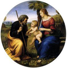 Raphael's Holy Family