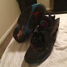 e4188d869e5 Jordan Shoes   Im Selling The Jordan 8s Aqua   Color: Black/Gray   Size: 13