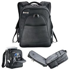 """New , TSA Friendly Kenneth Cole Tech Deluxe 17"""" Laptop / MacBook Pro Backpack #KennethColeReaction #Backpack"""