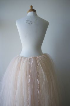 How to make a tulle skirt by Sue Bryce