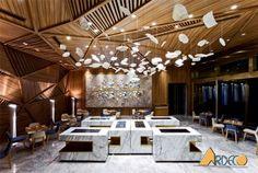 Công trình mà chúng tôi đã thiết kế http://ardeco.vn/59-thiet-ke-noi-that-nha-hang