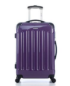 Calvin Klein Luggage, Bromley Hardside Spinner - Luggage - luggage - Macy's