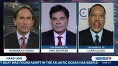 The Hard Line | Eric Schiffer and Larry Elder discuss what Donald Trump ...