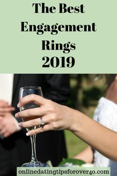 The Best Engagement Rings 2019 - Best ideas Engagement Rings Under 500, Engagement Ring Shapes, Princess Cut Engagement Rings, Diamond Engagement Rings, Online Dating Advice, Dating Tips, Simple Wedding Bands, Relationship Blogs, Cubic Zirconia Engagement Rings