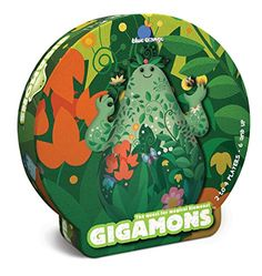 Gigamons  Memory Board Game -- Click image to review more details.Note:It is affiliate link to Amazon.