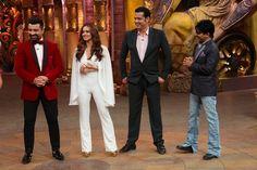 Comedy Nights Bachao Feb 06, 2016 Ajaz Khan, Sana Khan Come on Comedy Show