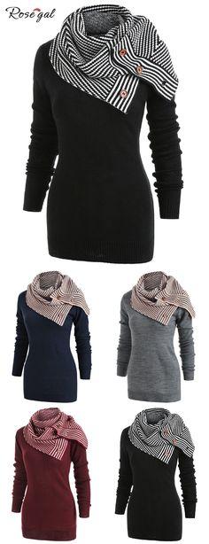 Robe Longue Rayee Bleu et Blanc Manche Courte Poches MB61634