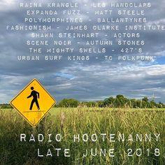 Today's Bombshell (Bombshell Radio) Bombshell Radio  THURSDAY'S Radio Hootenanny bombshellradio.com Regular Time Slot: Thursdays 3pm - 4pm EST  https://ift.tt/2HwvhJm  repeats Fridays 3am-4am EST  #RadioHootenanny #Radioshow #Dj #DJSkip #Alternative #Indie #Rock #Canadian #CollegeRock #BombshellRadio  Radio Hootenanny menu for the week of June 21-27th 2018 features tasty s from the likes of:  Raina & The Wranglers Les Handclaps Expanda Fuzz Matt Steele & The Corvette Sunset The Polymorphines…