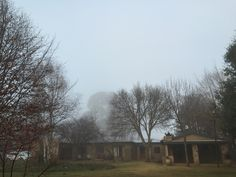 Afternoon mist in Dullstroom B & B, Mountain Biking, Mists, Scenery, In This Moment, Nature, House, Outdoor, Outdoors
