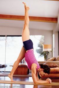 how to master inverted yoga poses  health  pinterest