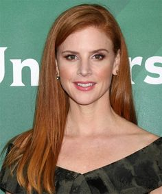 View yourself with Sarah Rafferty hairstyles and hair colors. View styling steps and see which Sarah Rafferty hairstyles suit you best. Try On Hairstyles, Classic Hairstyles, Casual Hairstyles, Short Bob Hairstyles, Celebrity Hairstyles, Long Straight Hairstyles, Sarah Rafferty, Medium Hair Styles, Short Hair Styles