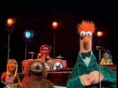 """Beaker singing """"Feelings"""""""