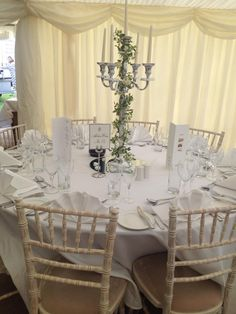 Stunning wedding table...