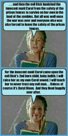 The Walking Dead, Carol Peletier