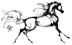 Stacey's Modern Horse Paintings & Equestrian Art Prints