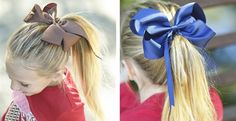 "We have created the most beautiful Chevron, Solid, Quatrefoil Hair Boutique Hair bows that you can only find with us for our price! These huge hair bows measure 61/2"" and are on alligator clips. You will absolutely love these hair bows! Available in MANY colors!"