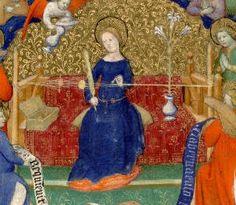 Middelaldercentrets tekstilblog