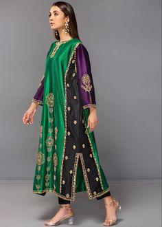 Fancy Dress Design, Stylish Dress Designs, Designs For Dresses, Stylish Dresses, Fashion Dresses, Fashion Clothes, Pakistani Fashion Party Wear, Pakistani Bridal Wear, Pakistani Dress Design