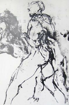 Life Drawing and Waterless Lithography course - Leicester Print Workshop