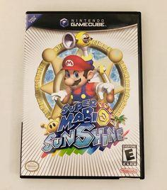 27 Best Super Mario Sunshine Images Super Mario Bros Super Mario
