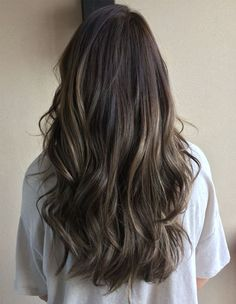 Dark Ombre Hairstyles Ideas for Spring-Summer 2018