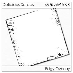 Delicious Scraps: Free CU Edgy Overlay*